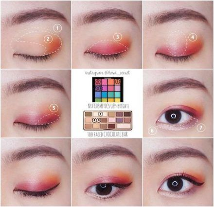64 Trendy Makeup Paso A Paso Korean