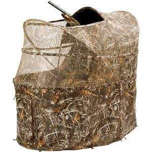 Walmart Ameristep Dove And Duck Chair Blind Duck Hunting Blinds Goose Hunting Duck Hunting Gear