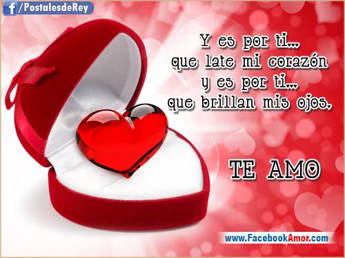 Imagenes Bonitas Para Facebook Amor Y Amistad Tarjetas Bonitas De