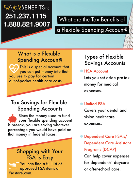 There Are Many Benefits Of Having A Flexible Spending Account