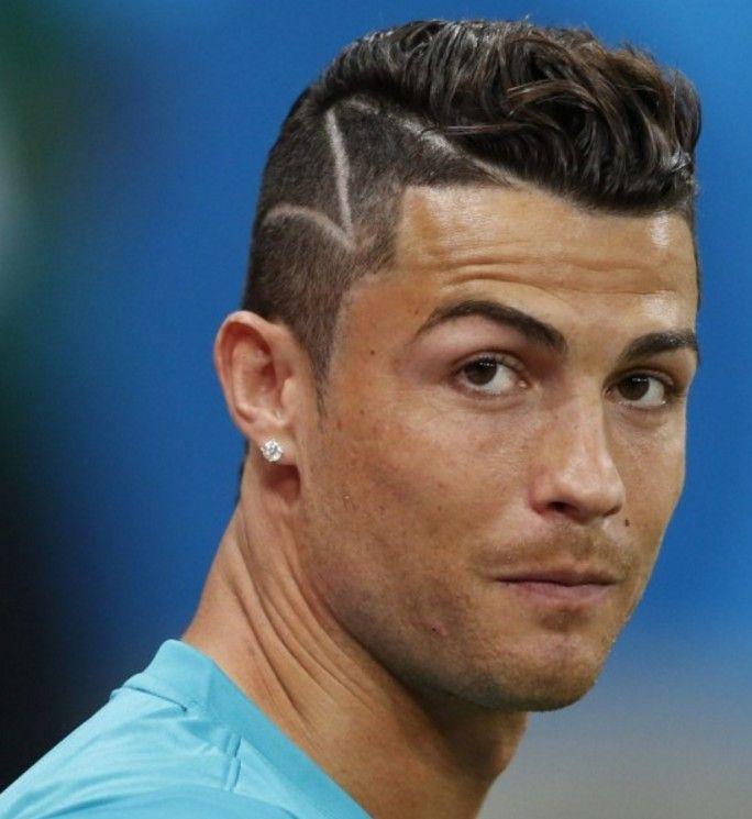 Ronaldo Cizik Sac Stilleri Erkek Sac Modelleri Ronaldo Sac