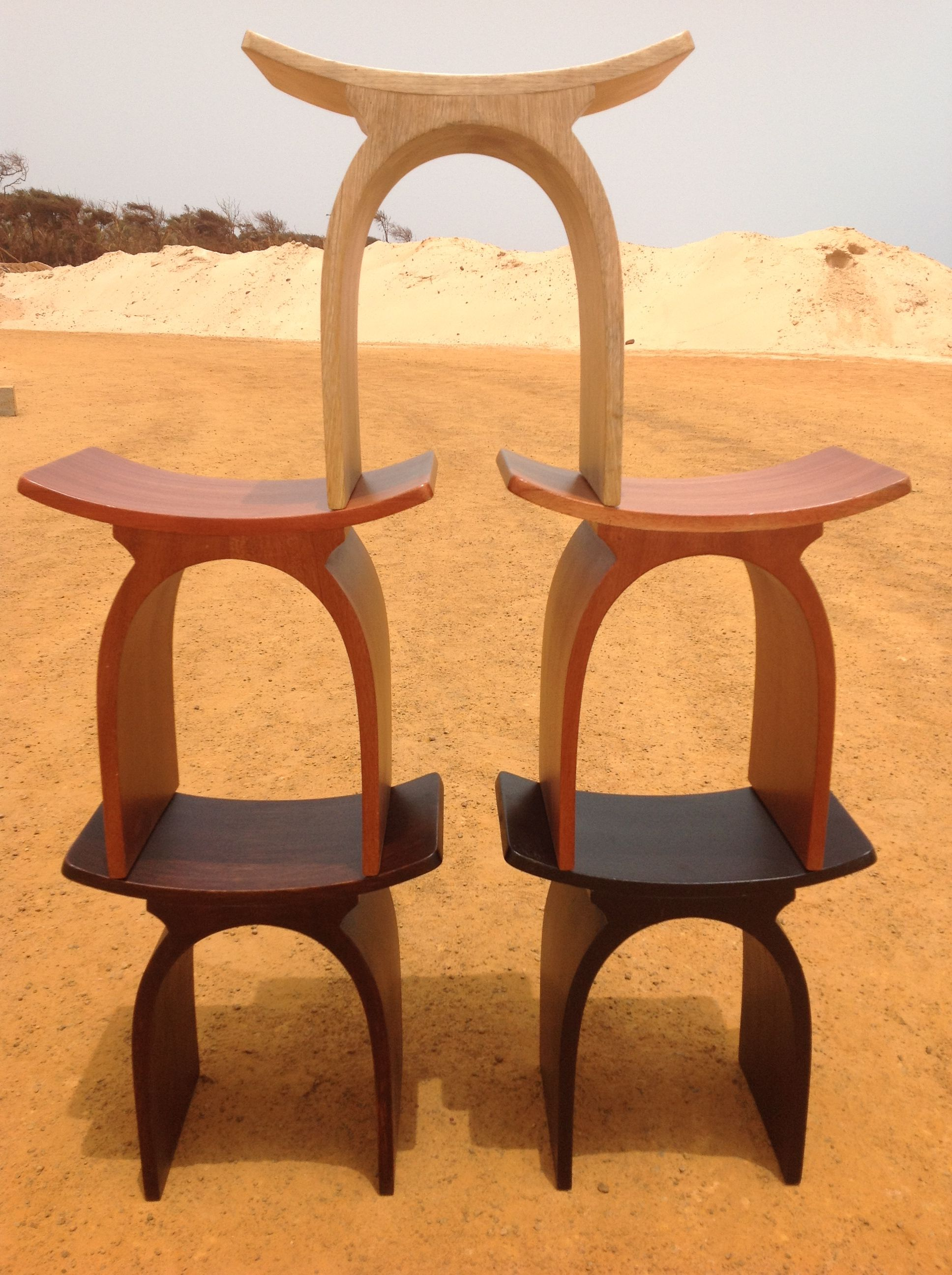 contemporary african furniture. Contemporary African Stool - TOGOU Furniture I