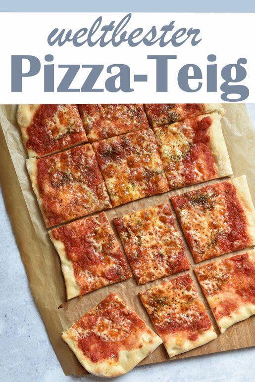 Photo of 12 receitas de massa de pizza rápida para uma refeição diferente