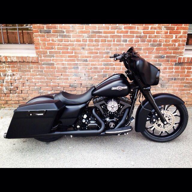Harley Street Glide Built By Joe Carrillo Matty Chuah Motor