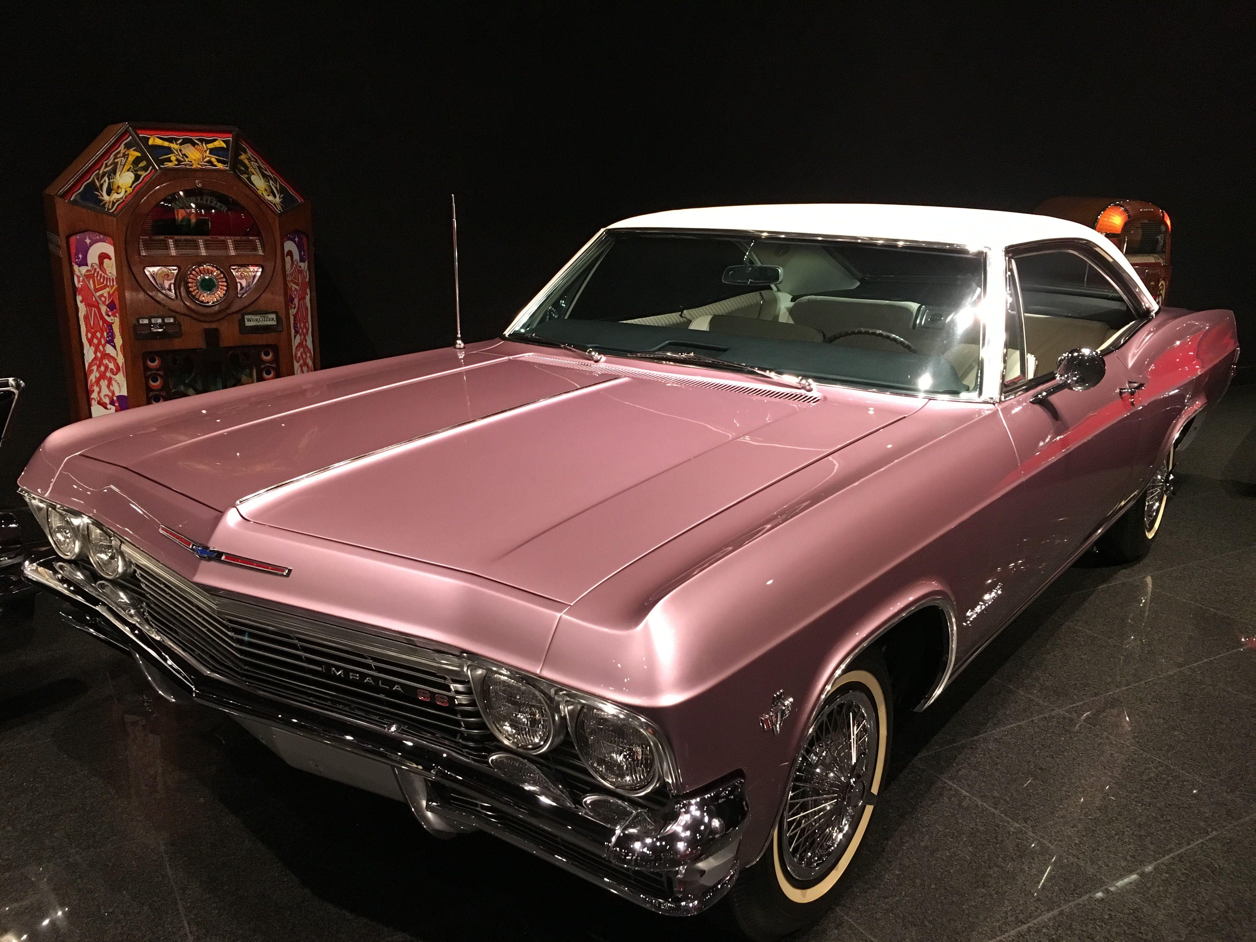 Car Heaven – The Blackhawk Automotive Museum in Danville, California