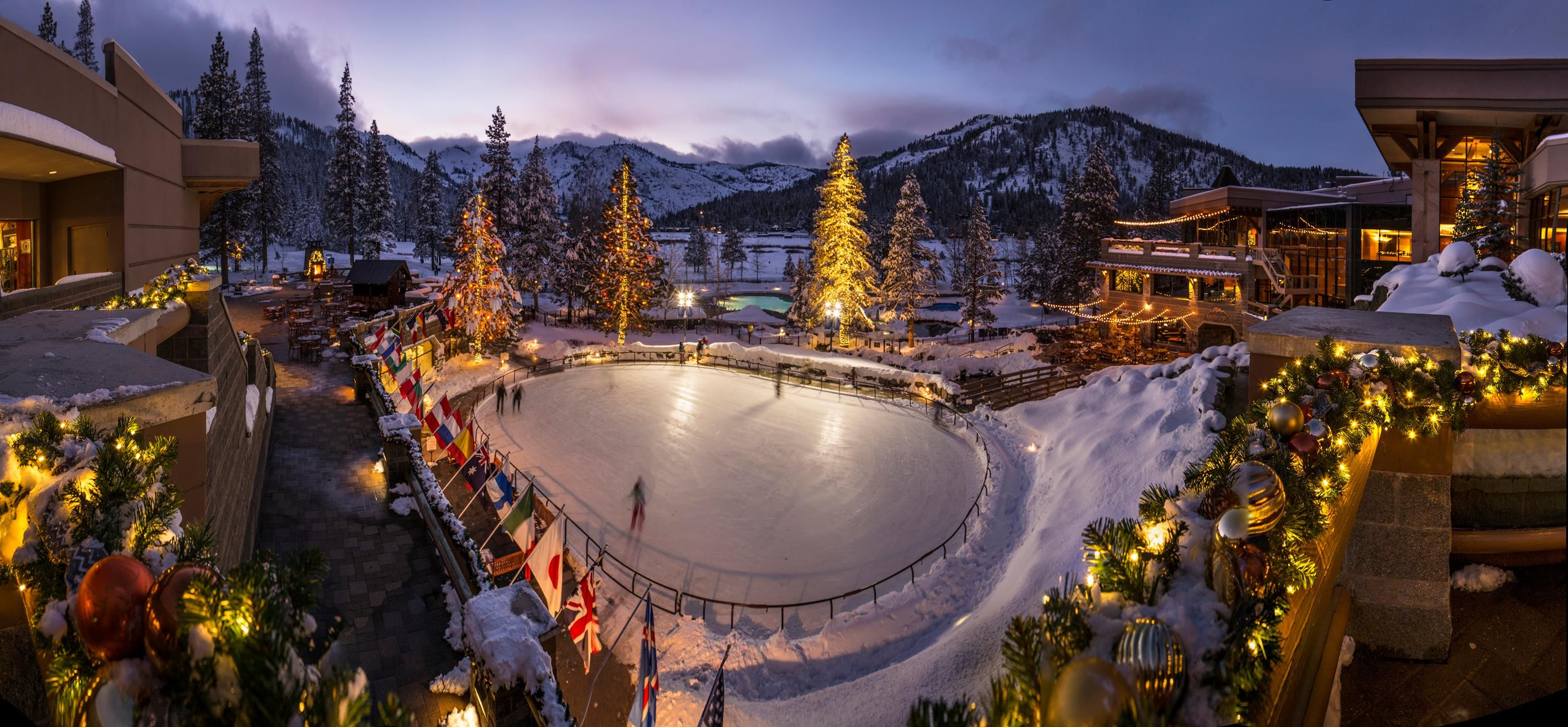 New Year's Eve Getaway Ideas (to Escape The Mayhem That