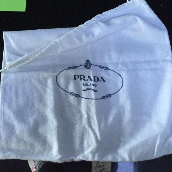 0a08b3e8f68e24 Prada dust bag! Prada dust bag! 14