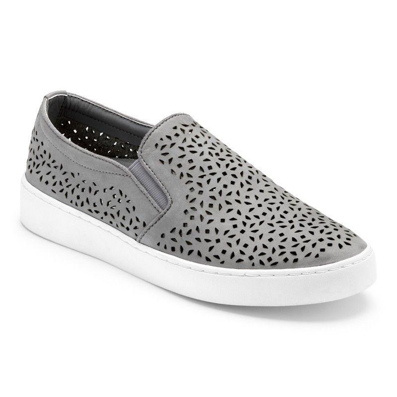 Vionic Midi Perf Slip-on Sneaker