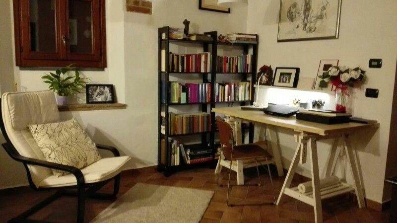 My studio ....at home!
