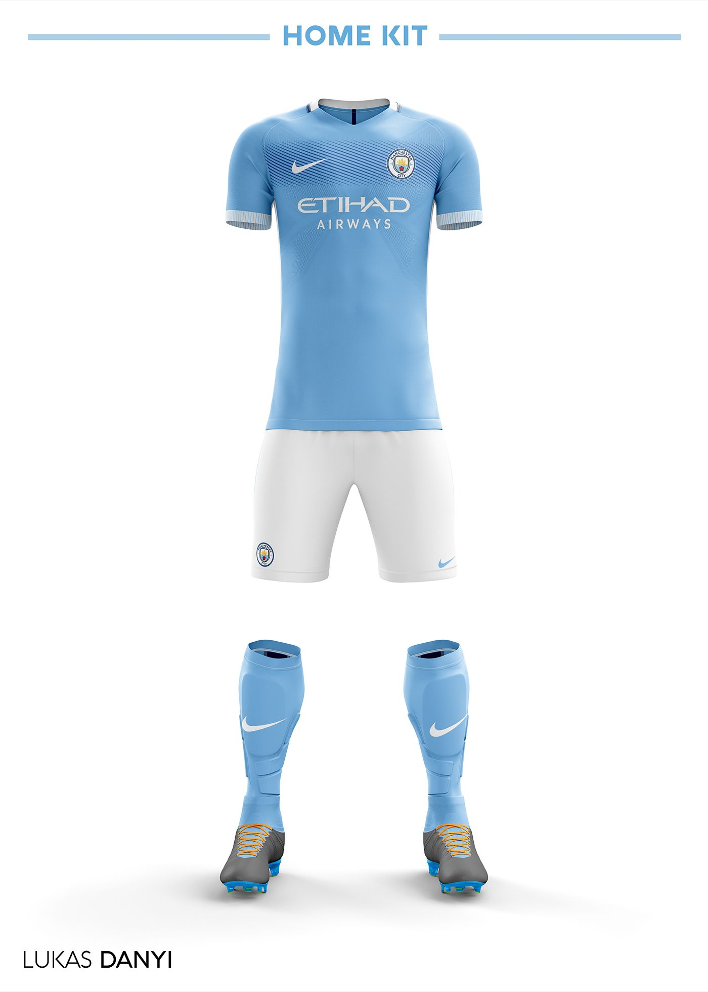 535ff9153 I designed football kits for Menchester City for the upcoming season 18 19.
