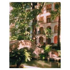 That Nice Tropical Feeling In Texas San Antonio Hotel Balconies