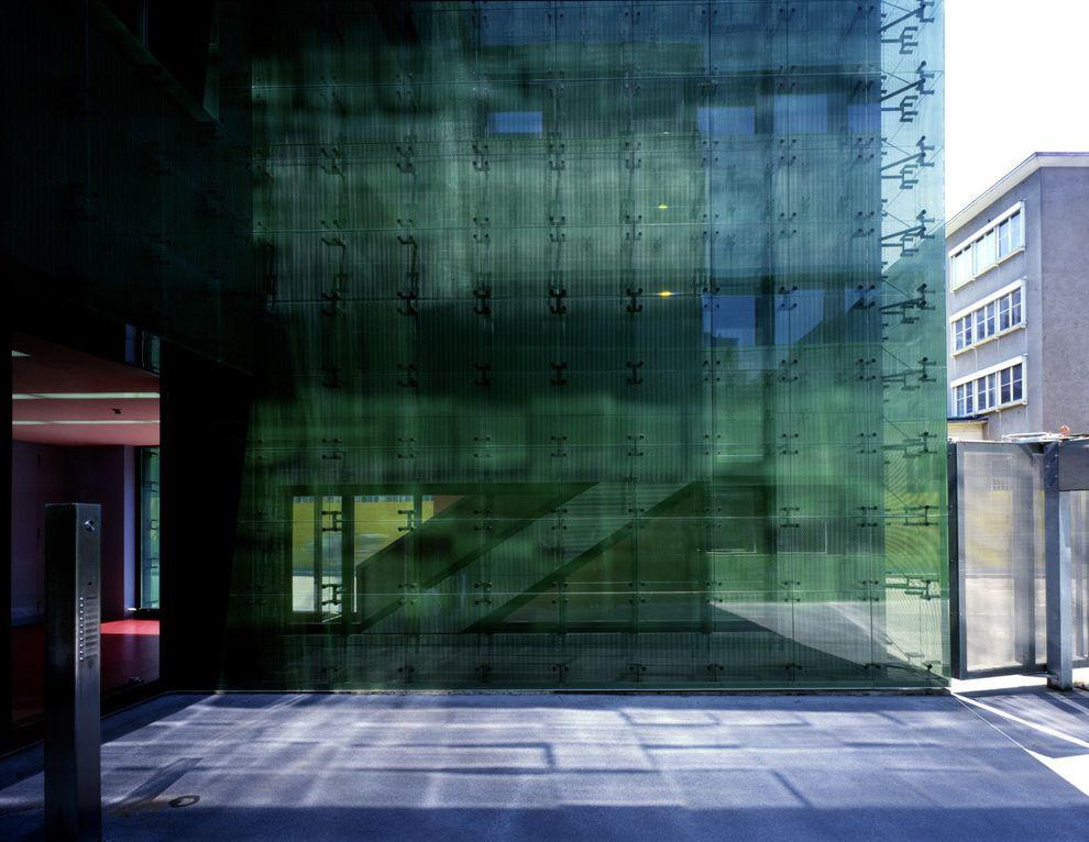 Herzog and de meuron rosetti institute architecture