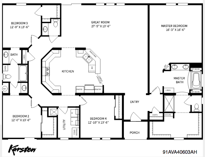 Top 20 metal barndominium floor plans for your home for 40x60 house plans