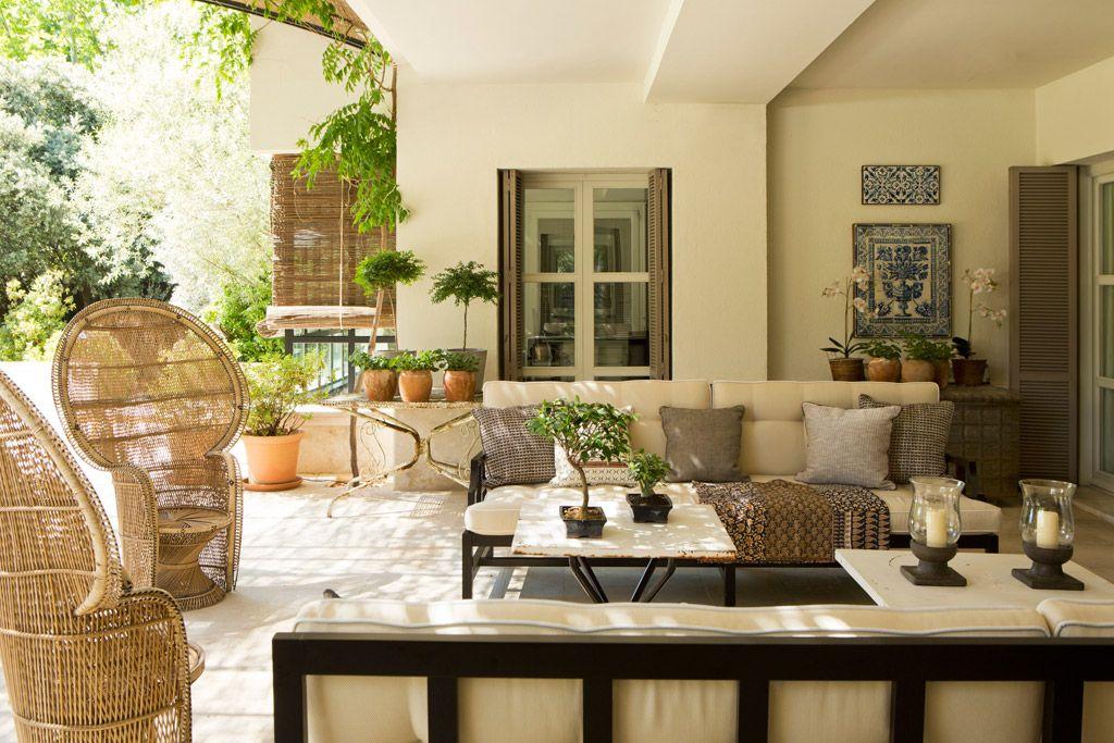 Isabel l pez quesada outdoor living deco exterior for Casa decoracion ciudad quesada