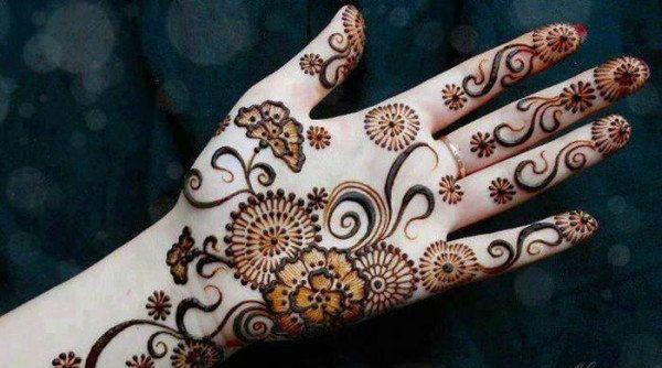 Henna Mehndi Love : Get inspired by these six stunning mehendi designs that we love