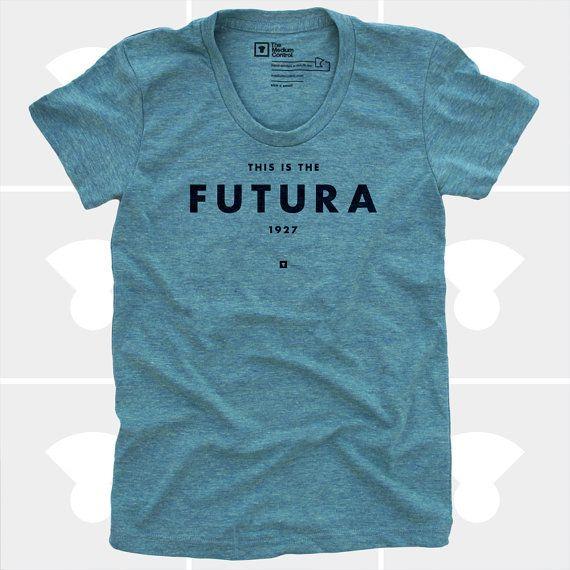Women T-shirt - Futura