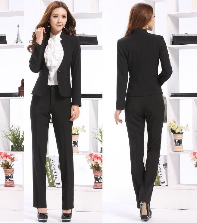 Women S Business Pant Suits Online
