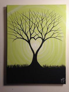 Resultado De Imagen Para Easy Abstract Paintings Of Trees