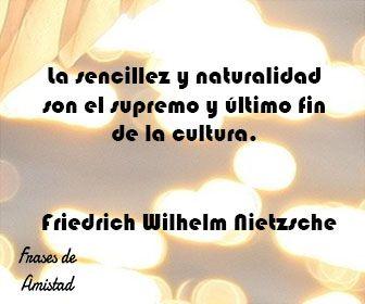 Frases De Halago De Friedrich Wilhelm Nietzsche