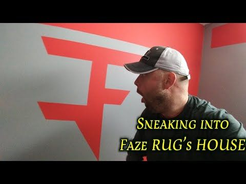 Live Sneaking Into The Faze Rug House Airbnb Review Airbnb