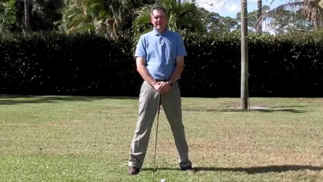 The Single Plane golf swing fixes the slice. Golf swing