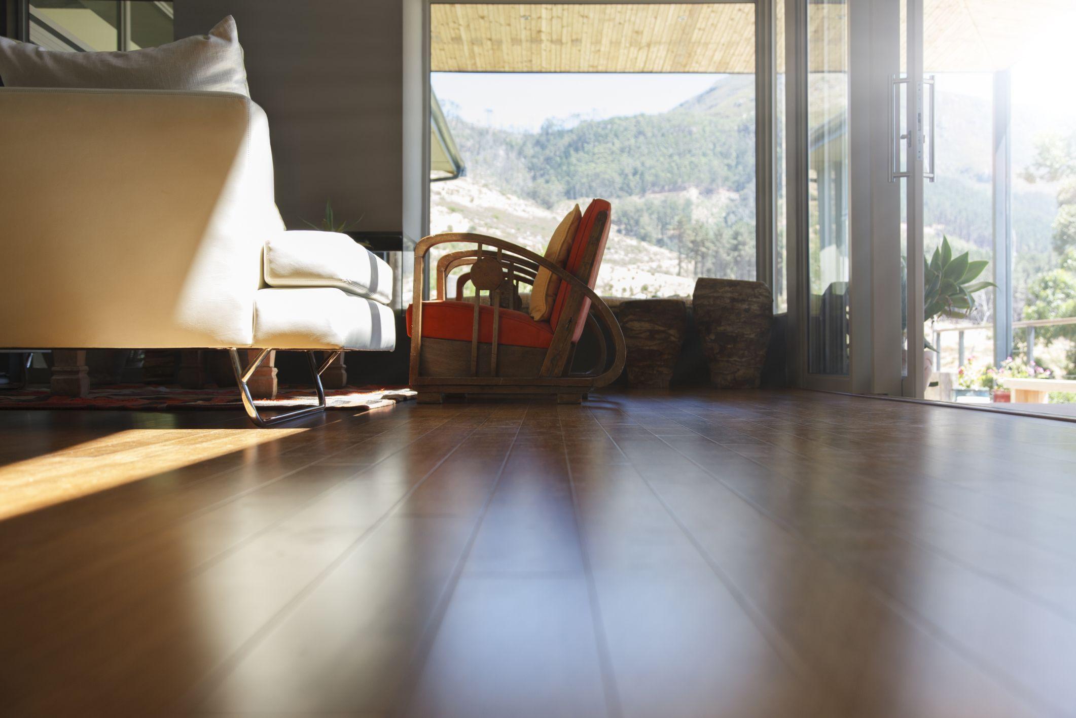 Floating floors offer easy diy installation luxury vinyl