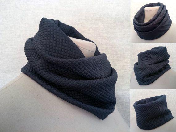 Kleinen Kreis Schal drapieren & Falten Schleife Schal von ZOLNAR