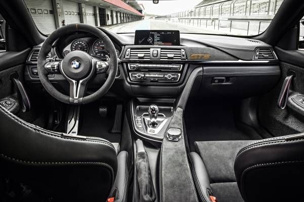 Bmw M4 Gts Cockpit With Images Bmw M4 M4 Gts 2016 Bmw M4