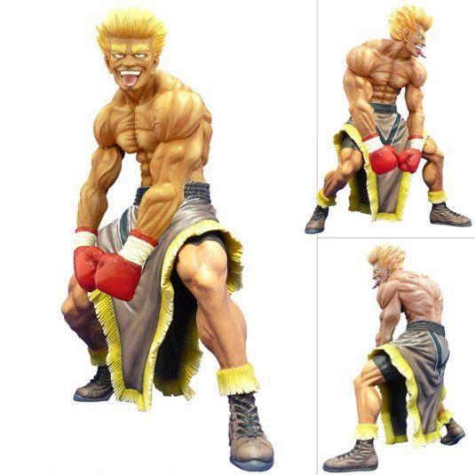 Hajime No Ippo Bryan Hawk: Bryan Hawk From Hajime No Ippo The Fighting!!