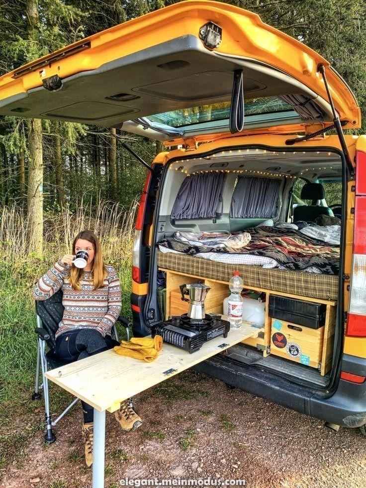camping hacks diy tent #DIY #Living #Small #Spaces #Van # ...