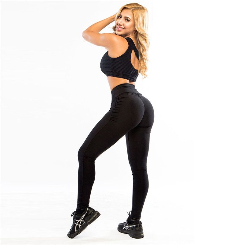 a7ec67ca427a2 Sexy Sexy Polyester Women Push Up Leggings Fitness leggings, gym leggings, workout  leggings, workout pants, yoga leggings, athletic leggings, ...