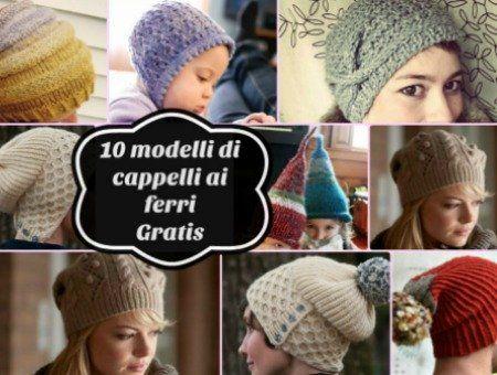 Se ami i cappelli ai ferri questo articolo è stato pensato proprio per te!  Una 7ab9479a7e59