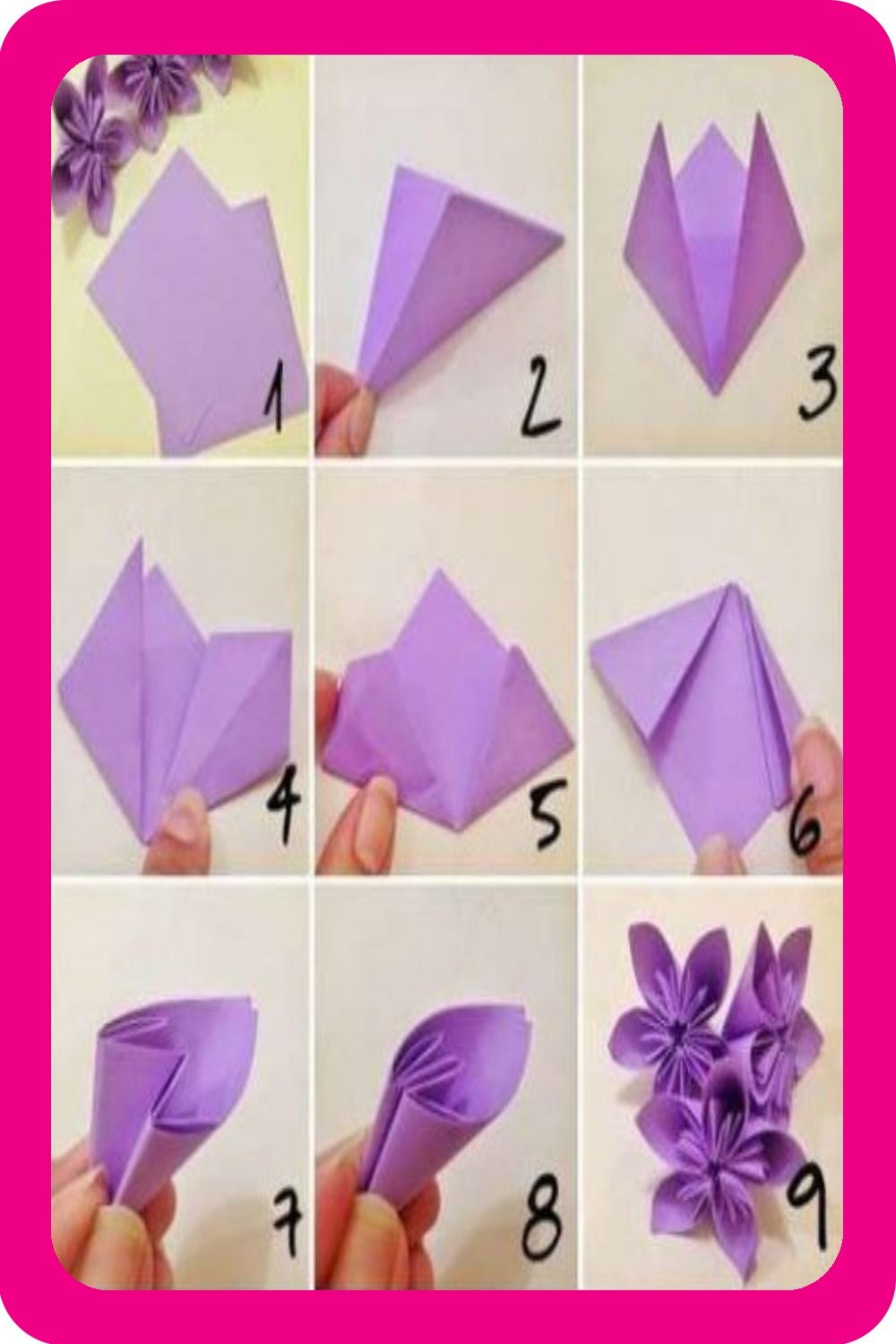 How to Make an Origami Sanbo (with Pictures) - wikiHow | 1500x1000