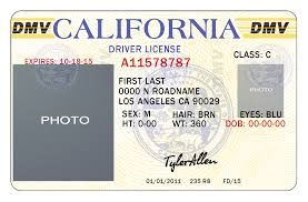Image Result For California Id Template 2017 Templates Drivers