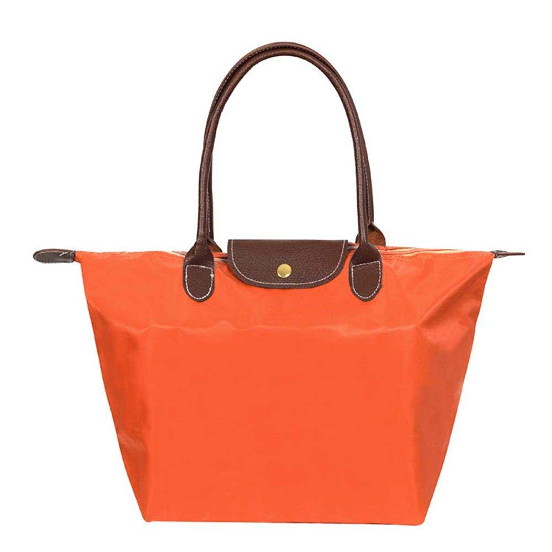 11a1ab72987d Mynos Brand Women's Stylish Zipper Waterproof Handbag Hobos Shoulder ...
