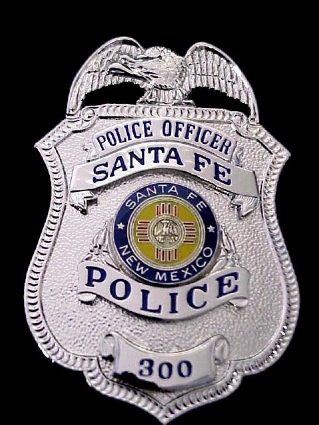 Santa Fe police Law Enforcement Patches and Badges