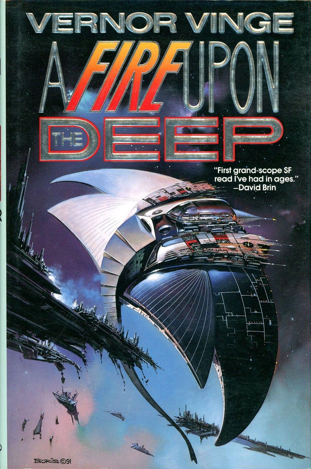 Book cover, Science fiction illustration, Classic sci fi books