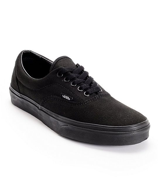 Black · The Classic Era Vans ...