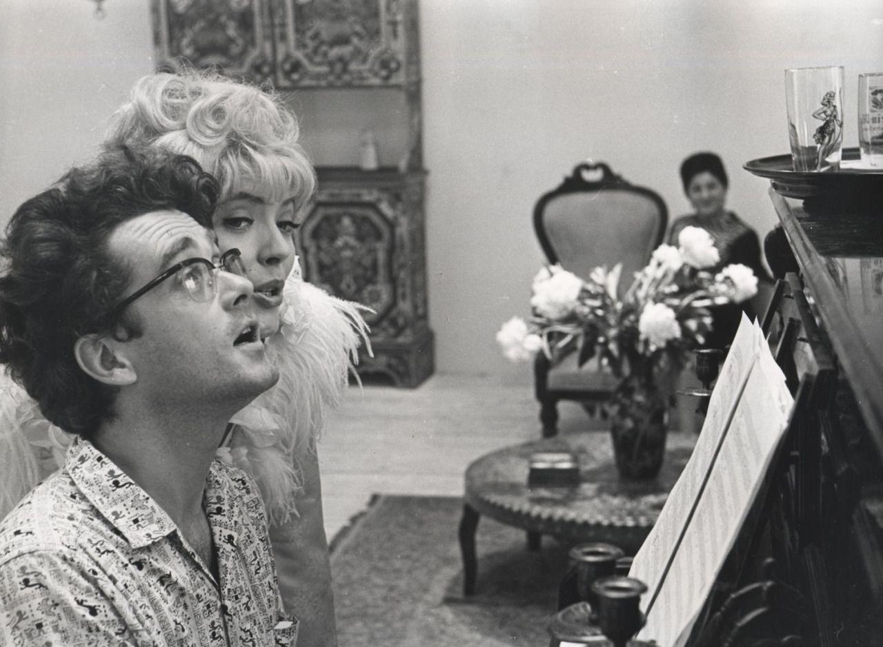 Photos Du Film Cleo De 5 A 7 D Agnes Varda 1962 Michel Legrand Film Inspiration Film