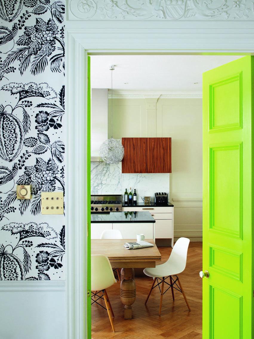 Bentheim London House Garden The List Interior Door Colors