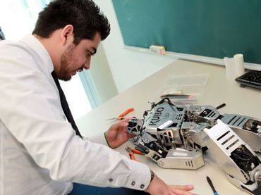 Desarrollan en UANL microactuadores para tecnología económica