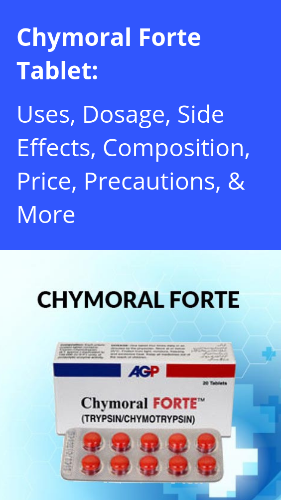 chymoral forte mechanism of action