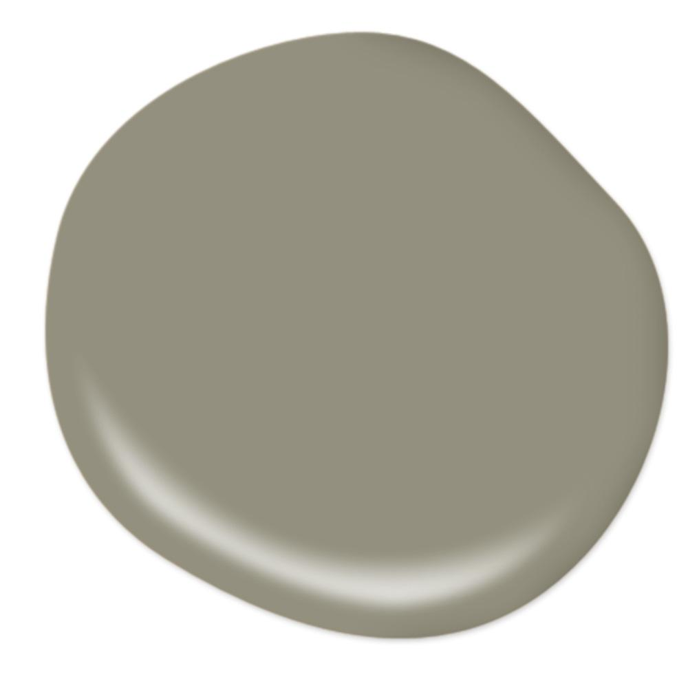 'Skylight' by Farrow and Ball for wall colour - a ...  Muted Blue Grey Paint Color