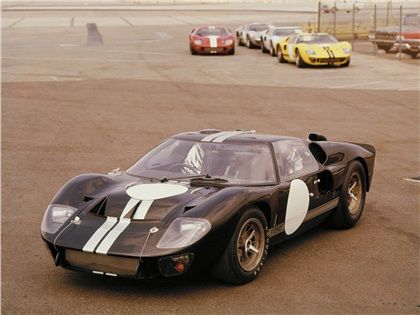 Ford GT 40, 1964
