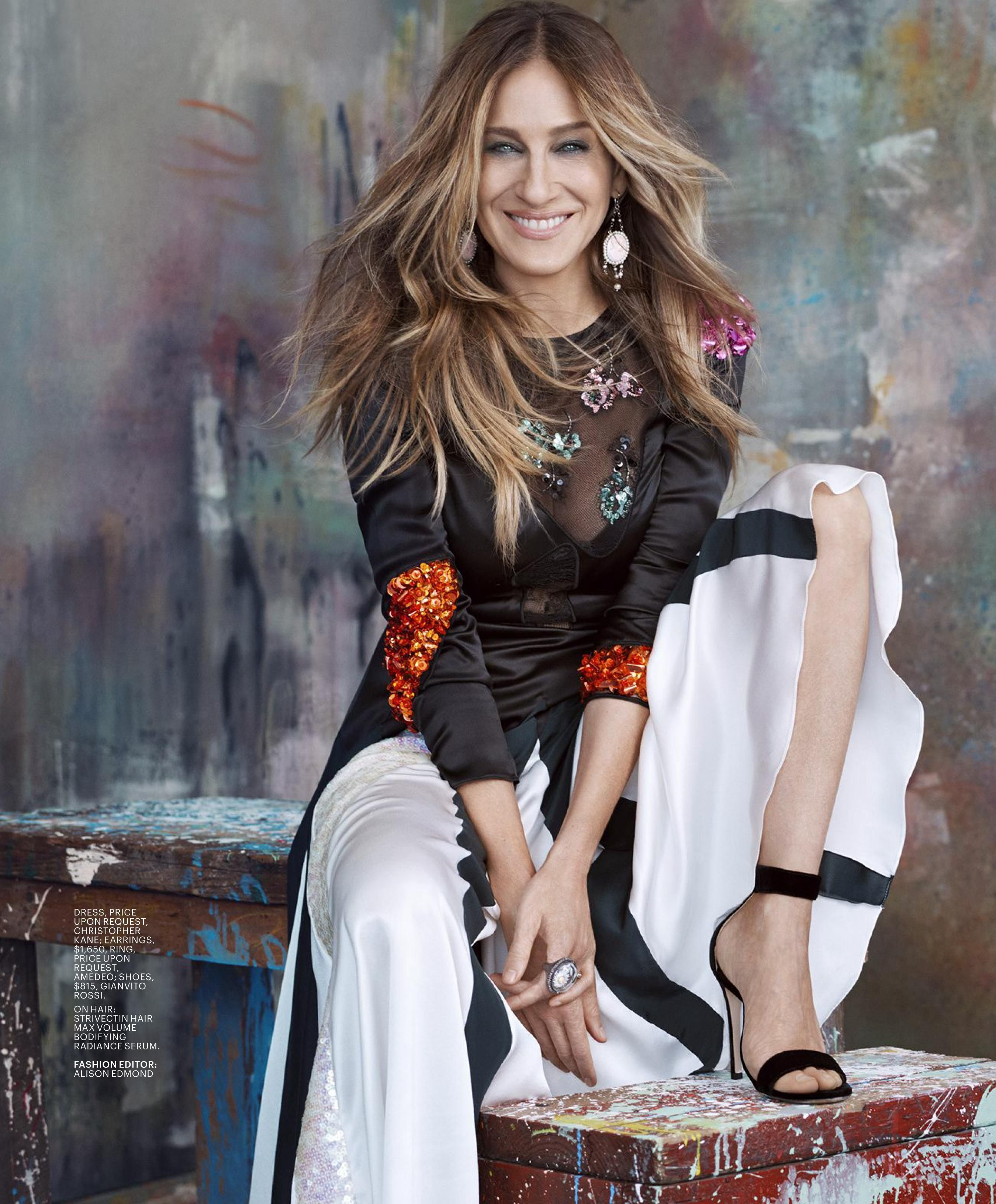 picture Carrie Bradshaw: Beauty Star