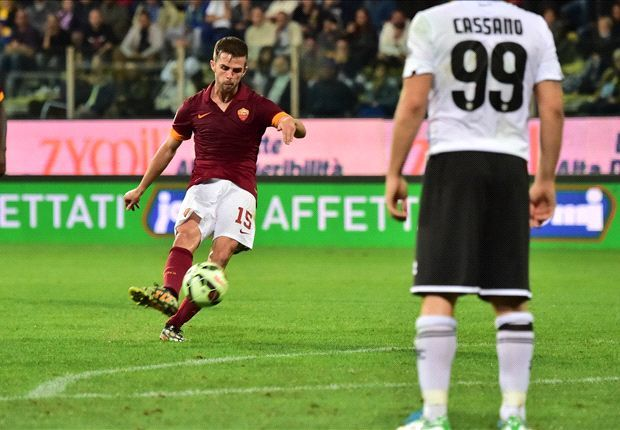 Pjanic can become Roma's Andrea Pirlo,says Miralem Pjanic