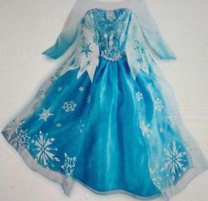 disney frozen costume ebay   BRAND NEW DISNEY STORE FROZEN PRINCESS ELSA COSTUME DRESS ICICLES GOWN & disney frozen costume ebay   BRAND NEW DISNEY STORE FROZEN PRINCESS ...