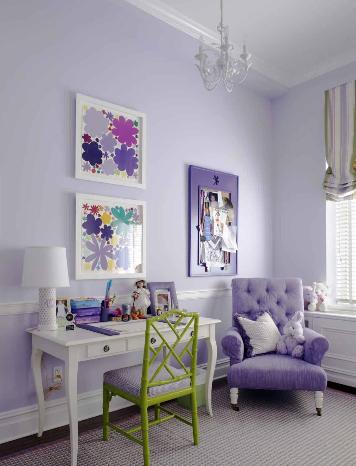 Room Ideas With Purplefor Teen Girls 2019 Spruce Up Your Bedroom With Pantone's 2015 Color Palette in 2019