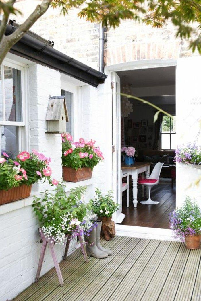 Comment Fleurir Son Balcon En 80 Photos Avec Des Idees