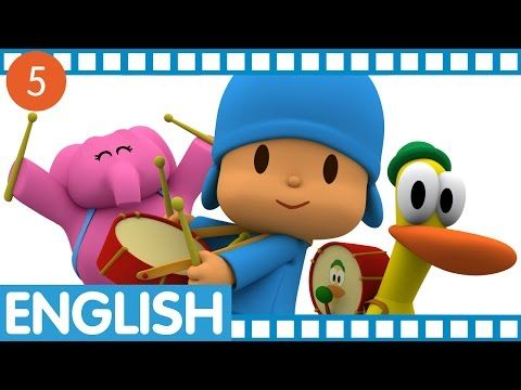 Pocoyo In English Session 5 Ep 17 20 Music For Kids Pocoyo Tv Commercials